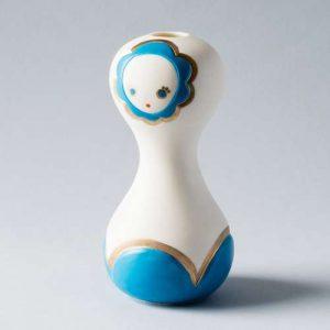 Anyuta Gusakova - Japanese Doll Blue