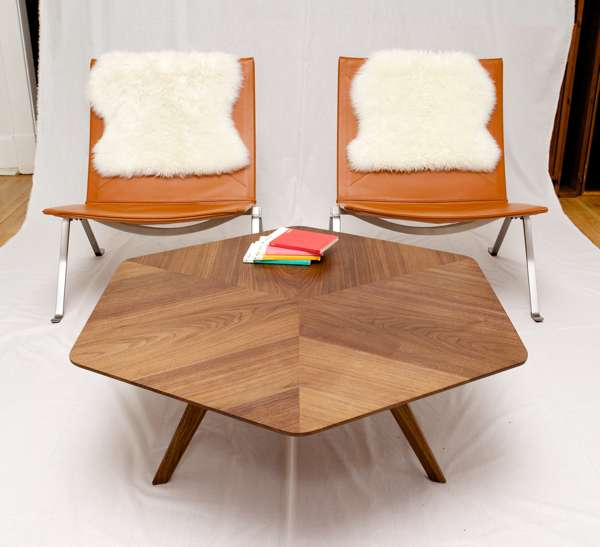 Sholto Scruton - SDS emerald coffee table